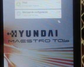 Tablet hyundai maestro a chip